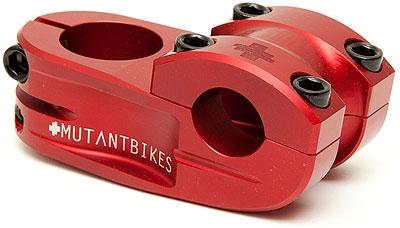 Mutant Bikes Topload Stem Röd-0