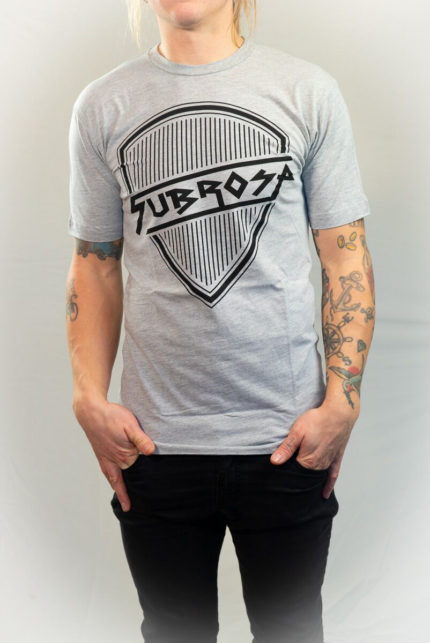 Subrosa Metal Tee, SMALL-0