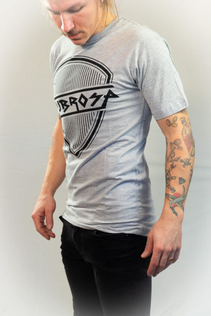 Subrosa Metal Tee, MEDIUM-0