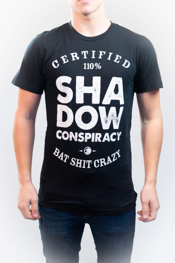 The Shadow Conspiracy Bat Shit Tee, SMALL-0