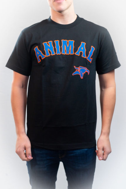 Animal Amazins Tee Svart, SMALL-0