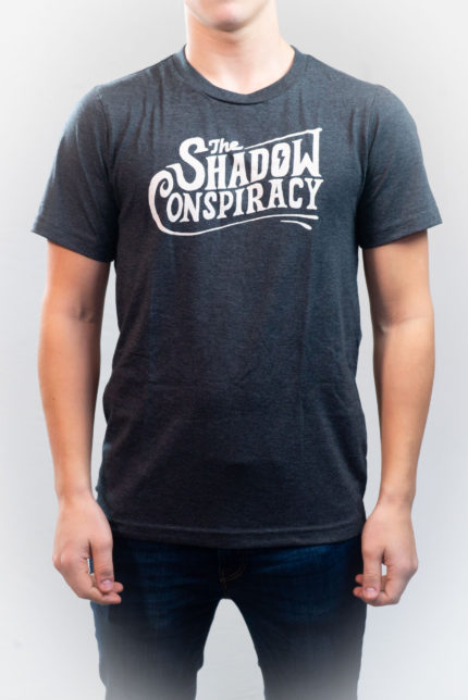 The Shadow Conspiracy Bolt Tee Mörkgrå, Small-0
