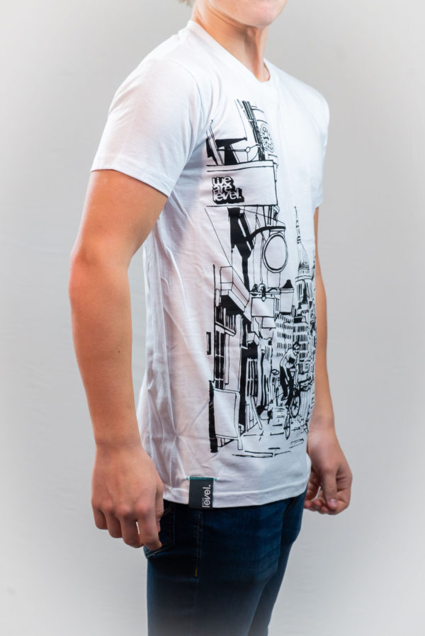 WeAreLevel St Pauls Tee Small-20577