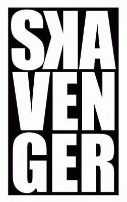 Skavenger Street Stickers-0