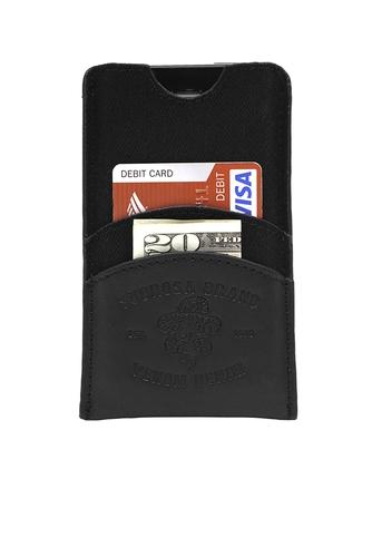 Subrosa Venom Denim Iphonecase/Plånbok Svart-0