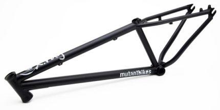 Mutant Bikes X-Ray V2 Ram-Svart-0