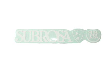 Subrosa Sticker-0