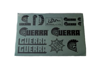 Guerra Sticker set-0