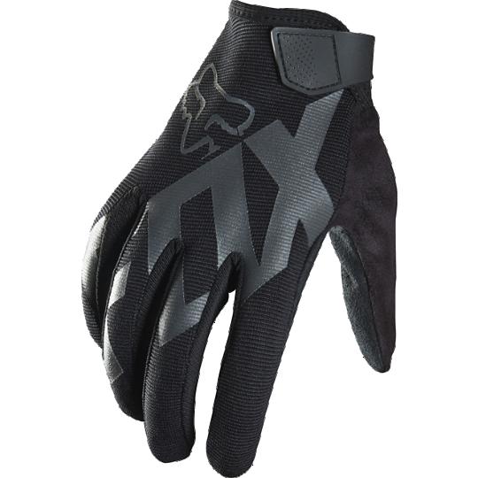 FOX Ranger Handske - Large - Svart-0