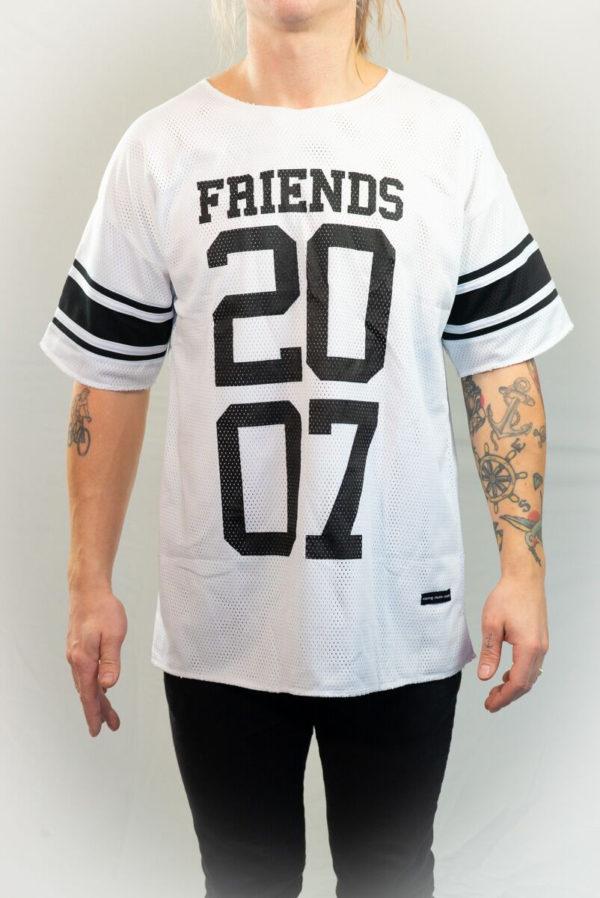 SOMEWEAR, T-shirt NFL, Friends 2007, STL L-0