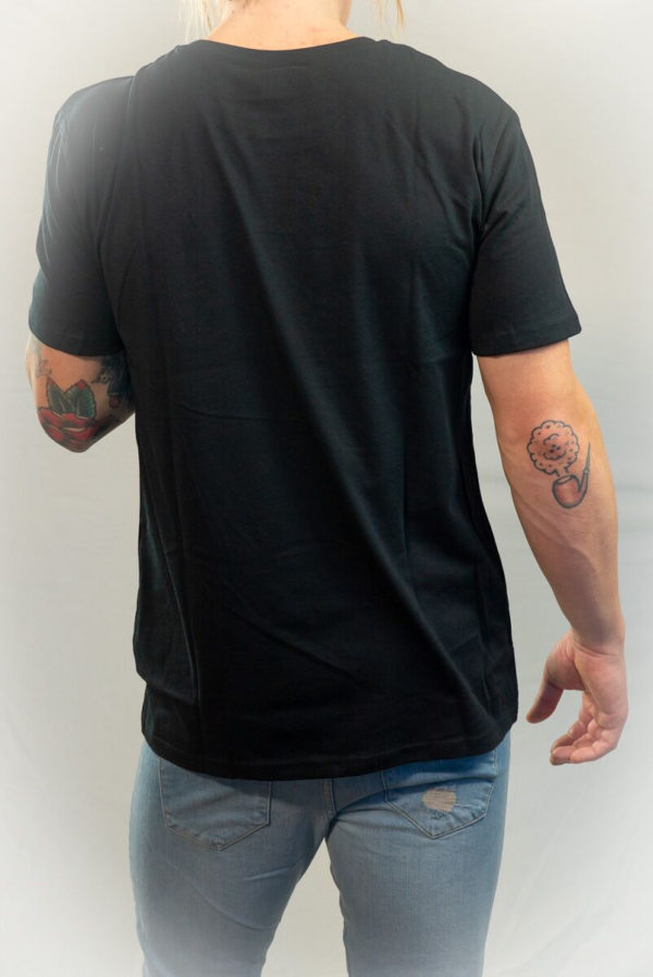 ROUGH SNOWBOARDS, T-shirt, Large-20002