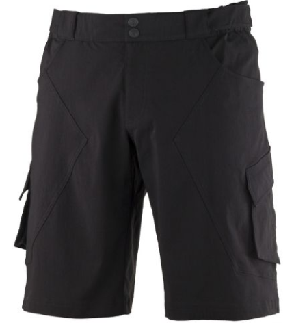 Piz MTB shorts svart (L)-0