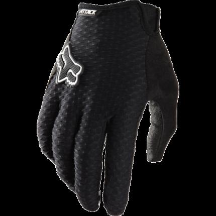 FOX, Attack Glove, Svart -0