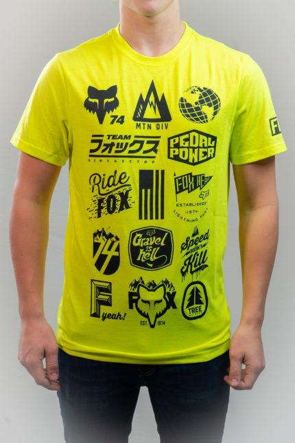 FOX, MTN Division Tech Tee-0