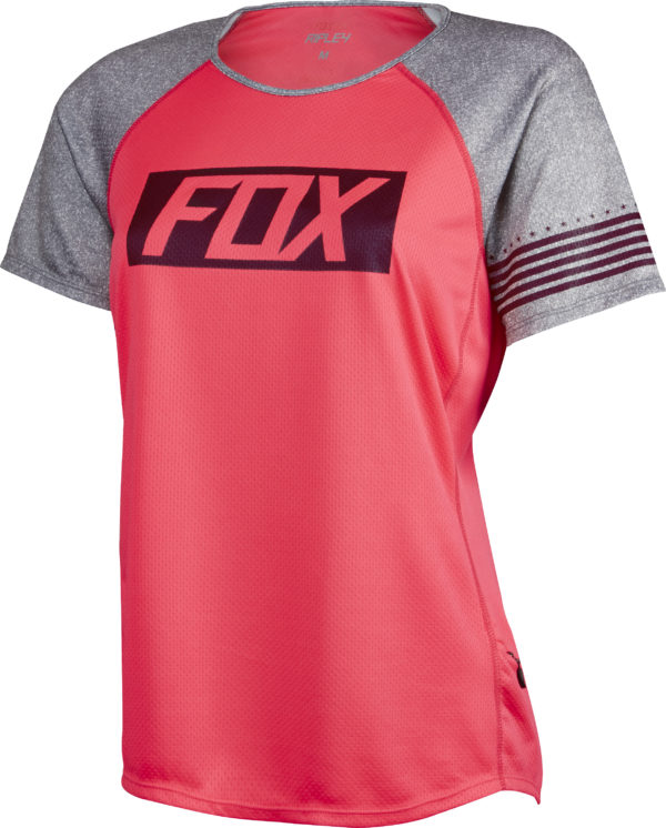 Womens Ripley Jersey Neo Red-0