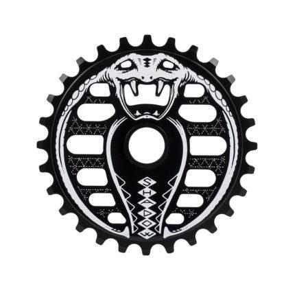 TSC Kobra Sprocket, 25T svart-0