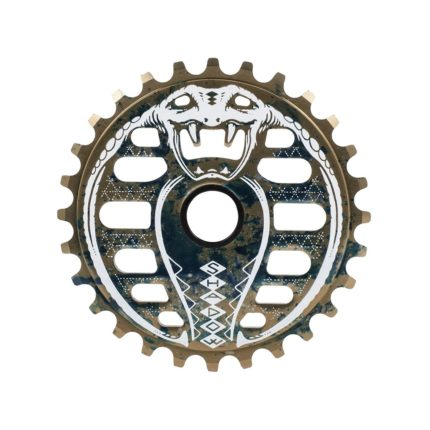 TSC Kobra Sprocket, 25T oil spill-0