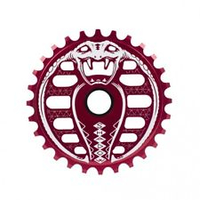 TSC Kobra Sprocket, 25T crimson red-0