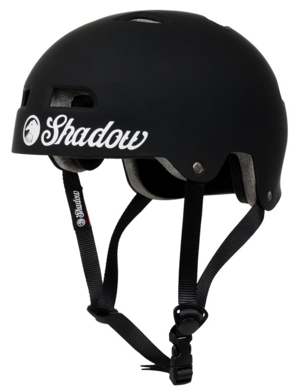 The Shadow Conspiracy Hjälm Mattsvart L/XL-0