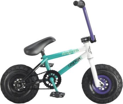 Rocker Irok+ Atlantis Mini BMX Cykel -0
