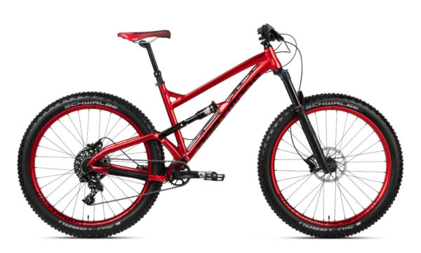 Dartmoor BLUEBIRD PRO 27.5+, Red Devil, Medium-18742
