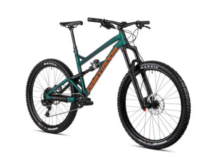 "Dartmoor, Blackbird EVO, 27,5"" Scout Green, Medium-0"