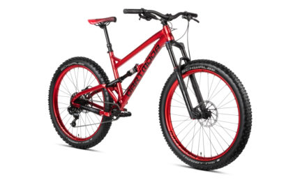 Dartmoor BLUEBIRD PRO 27.5+, Red Devil, Large-0