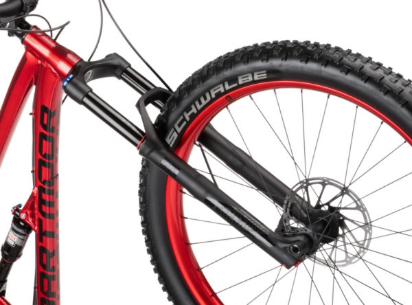 Dartmoor BLUEBIRD PRO 27.5+, Red Devil, Medium-18739