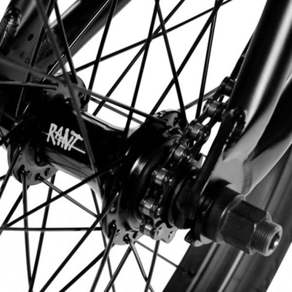 "2019 Subrosa Tiro 20,5"" BMX, black-18949"