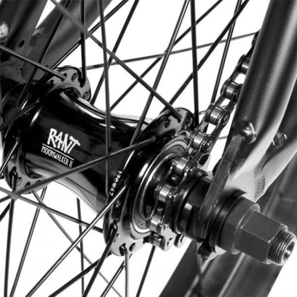 """2019 Subrosa Salvador 20,5"""" BMX, Satin Black-18928"""