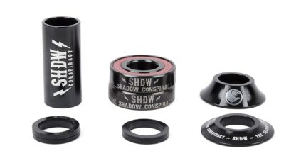The Shadow Conspiracy Stacked Mid BB 22mm Svart-0