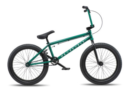 "Wethepeople 2019, Arcade 20,5"" Translucent Green-0"