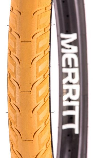 """Merritt Option 20"""" BMX Däck Gum-0"""