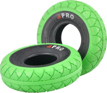 Rocker däck gröna-0