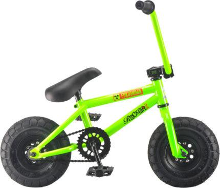 Rocker Irok+ Fukushima Mini BMX Cykel-0
