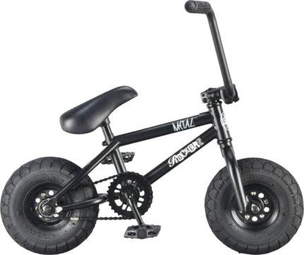Rocker Irok+ Metal Mini BMX Cykel -0