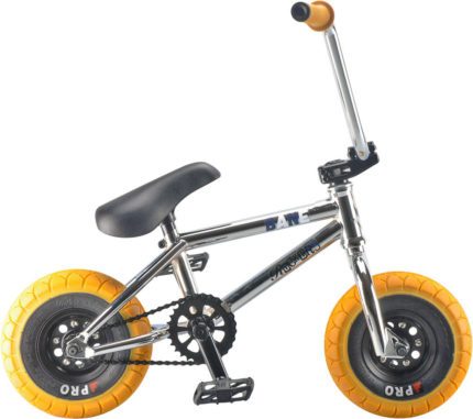 Rocker 3+ Bane Freecoaster Mini BMX Cykel -0