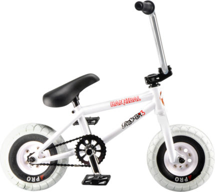 Rocker 3+ Hannibal Freecoaster Mini BMX Cykel-0