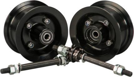 Rocker CNC komplett hjul Set -0