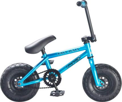 Rocker Irok+ Davy Jones Mini BMX Cykel-0