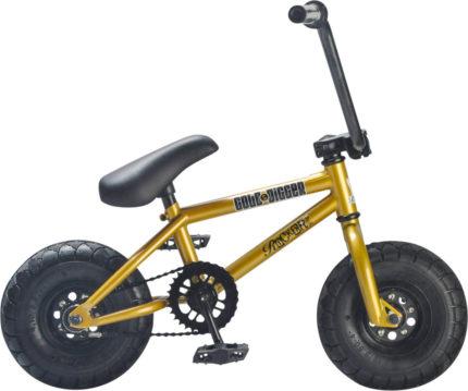 Rocker Irok+ Gold Digger Mini BMX Cykel -0