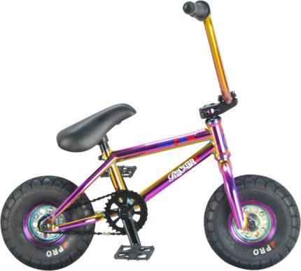 Rocker 3+ Sacriface Freecoaster Mini BMX Cykel-0
