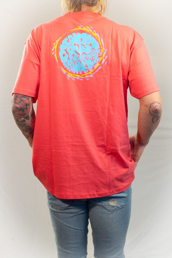Santa Cruz Top Spin Pocket T-shirt-19954