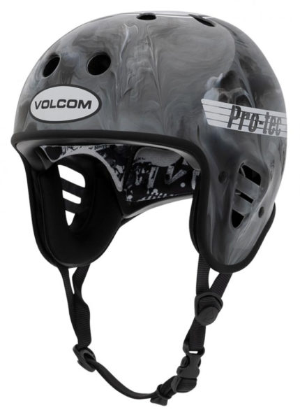 Pro-Tec Helmet Full Cut Volcom edition-0