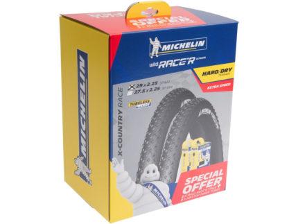 MICHELIN Wild Race'R kit 29 Folding tire 29 x 2,25 (57-622)-0