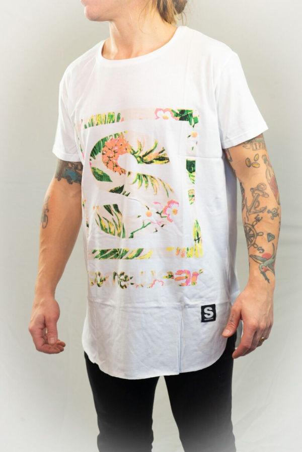 Somewear Flower T-shirt Large-20421