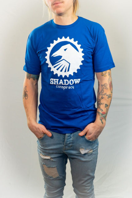 The Shadow Conspiracey Icon T-shirt-0