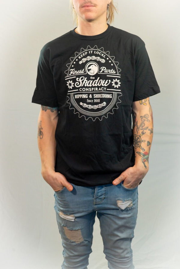 The Shadow Conspiracy Craftsman T-shirt-0