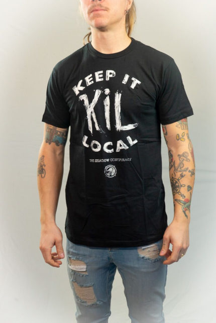 The Shadow Conspiracey KIL Brush T-shirt-0