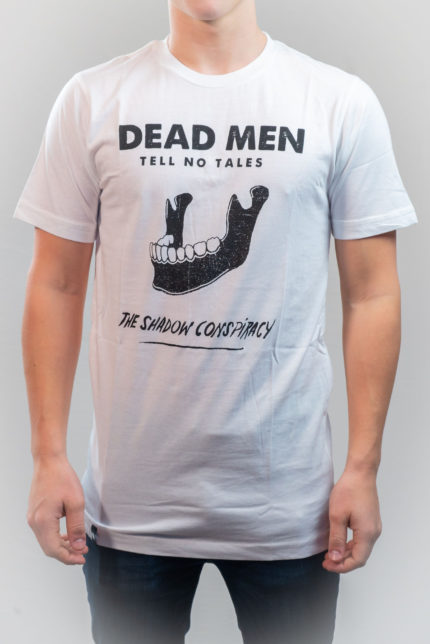 The Shadow Conspiracey Dead Men T-shirt Small-0
